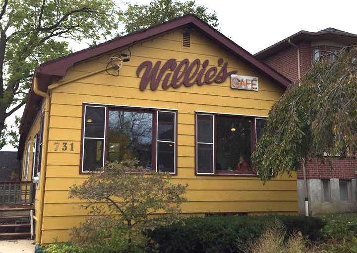A Sweet Farewell to Willie's Café, A Job Well Done