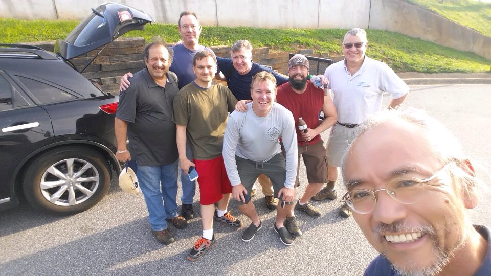 Fun Event Brings In 29 Men and Plenty of Lessons