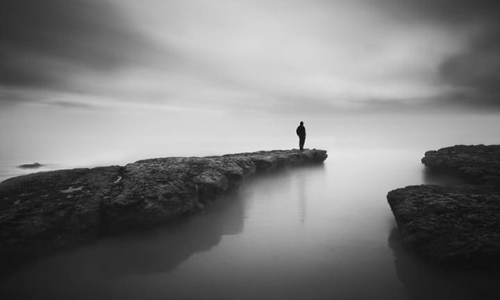 Enter Into The Silence