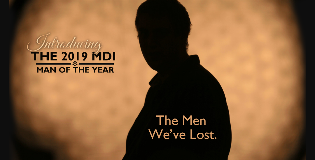 Announcing the 2019 MDI Man of the Year
