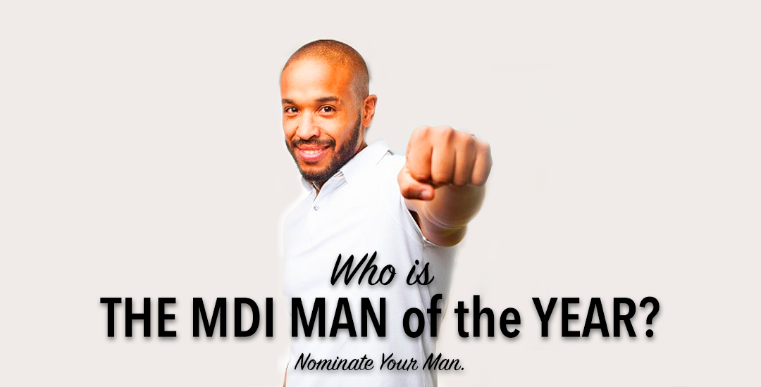 Who is MDI's 2020 Man of the Year?