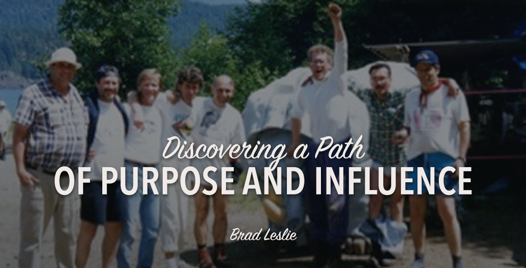 Discovering a Path of Purpose and Influence