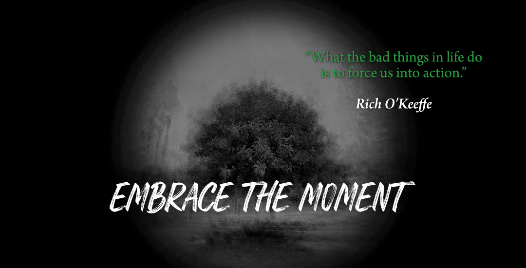 No Comeback Needed When Embracing the Moment